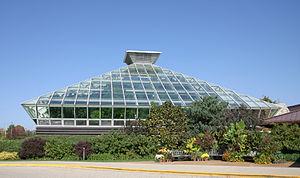 Olbrich Botanical Gardens - The Bolz Conservatory