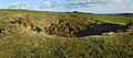Bomb crater on Crownhill Down.jpg