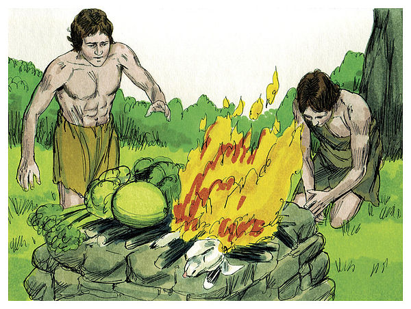 Book of Genesis Chapter 4-4 (Bible Illustrations by Sweet Media).jpg