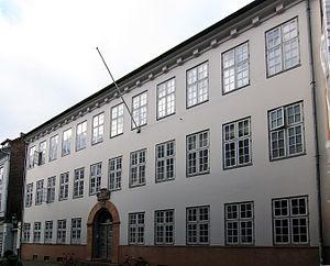 Borchs Kollegium - Image: Borchs Kollegium