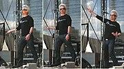 Boris Bukowski 20080510 Krieau stage