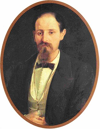 Bormioli Rocco - Rocco Bormioli (1830-1883), one of the founders along with his brothers Domenico, Carlo and his father Luigi.