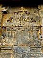Borobudur - Lalitavistara - 010 E, The Gods discuss who should accompany the Bodhisattva (detail 3) (11247984703).jpg