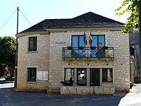 Borrèze mairie.JPG