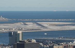 Boston Logan Airport, runaways.JPG