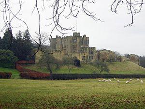 Bentinck family - Image: Bothal Castle