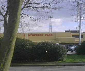 Boothferry - Boothferry Park