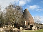 Walkers Pottery: East Bottle Kiln