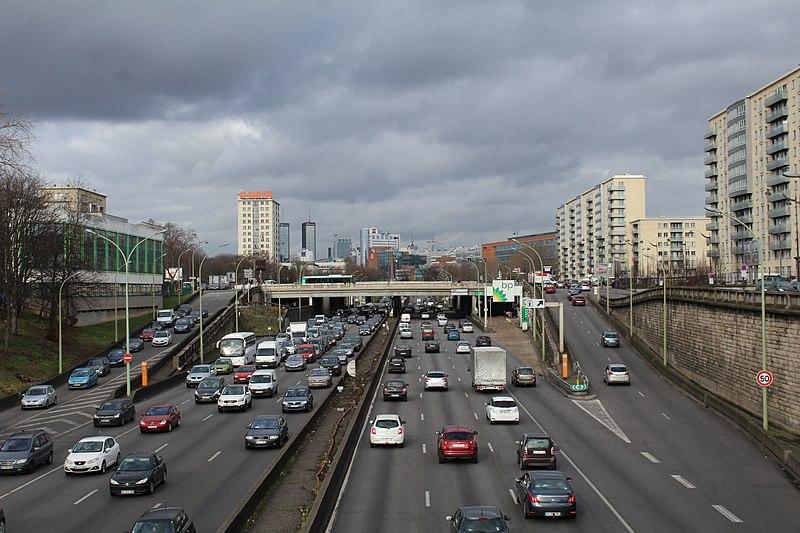File:Boulevard périphérique Porte Vincennes Paris 1.jpg