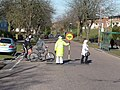 Bournemouth , Moore Avenue and Lollipop Lady - geograph.org.uk - 1746368.jpg