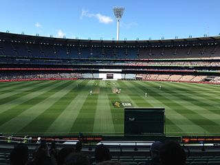 West Indian cricket team in Australia in 2015–16