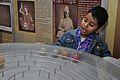 Boy Plays Crazy Maze - Science Exhibition - Kolkata 2015-02-07 2007.JPG