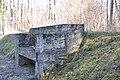 Brāļu kapi Vecpelšos (92 3. Kurzemes pulka karavīri, krituši 1916.g. Nāves salā) WWI, Salaspils pagasts, Salaspils novads, Latvia - panoramio (1).jpg