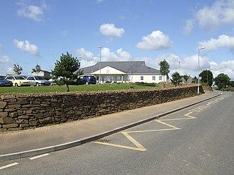 Braddock, Cornwall - Braddock Primary School, East Taphouse