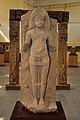Brahma - Late Medieval Period - Saraswati Kund - ACCN 00-D-20 - Government Museum - Mathura 2013-02-23 5300.JPG