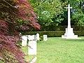 Bramshott Military Cemetery - geograph.org.uk - 1298163.jpg