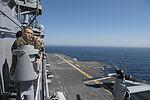 Brazilian VIPs tour USS America 140804-N-MD297-015.jpg