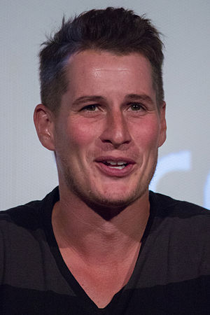 Brendan Fehr - Fehr at the ATX TV Festival 2014 for Roswell