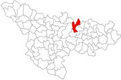 Vị trí của Brestovat