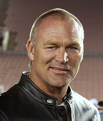 Brian Bosworth - Bosworth in 2009