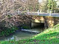 Bridge on North Heath Lane crossing Chennells Brook - geograph.org.uk - 358312.jpg