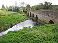 Bridge over the River Arrow, Oversley Green - geograph.org.uk - 177184.jpg
