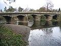 Bridge over the Teme, Tenbury Wells - geograph.org.uk - 278913.jpg