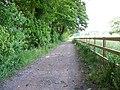 Bridleway near Ferne - geograph.org.uk - 859068.jpg