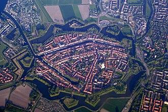 Brielle - Historic city centre