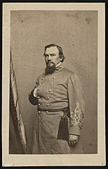 Brigadier-General Roger W. Hanson of 2nd Kentucky Infantry Regiment in uniform) - Bendann Brothers' Galleries of Photography, 205 Balto. St LCCN2016647909.jpg