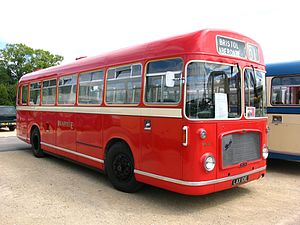 Red & White Services - Image: Brislington Red and White RS167 LAX101E