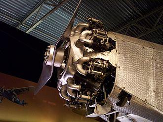 Roy Fedden - The Bristol Jupiter, designed by Roy Fedden