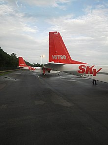 Britten-Norman Islander of Sky High 19925.jpg