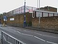 Brockley station western entrance.JPG