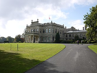 Brodsworth Hall - Image: Brodsworth Hall