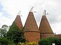 Brookers Oast, Beltring, Kent - geograph.org.uk - 539949.jpg