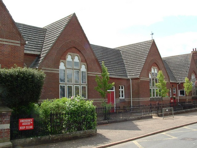 Browick Road School, Wymondham 1290525