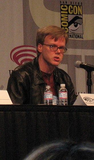Bruce Timm - Timm in 2007