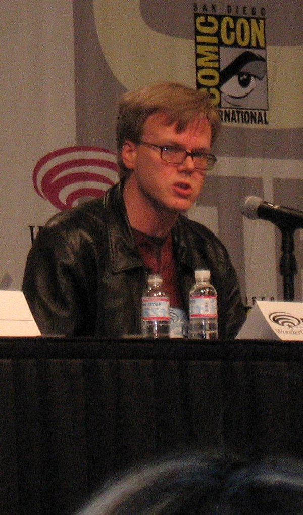 Photo Bruce Timm via Wikidata