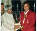 Bruno arjuna award.png