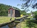 Brynderwen Lock and Warehouse - geograph.org.uk - 1321938.jpg