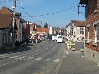 Bucquoy Commune in Hauts-de-France, France