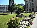 Bucuresti, Romania. PALATUL REGAL (Funerariile Reginei Ana, Principesă de Bourbon-Parma) (B-II-m-A-19856)(6).jpg