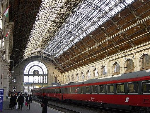 Budapest East Station 2