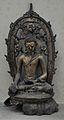 Buddha - Bronze - Circa 8th-12th Century AD - Nalanda - Bihar - Bronze Gallery - Indian Museum - Kolkata 2012-12-21 2416.JPG