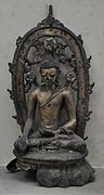 Bronze found at Nalanda
