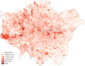 Buddhism Greater London 2011 census.png