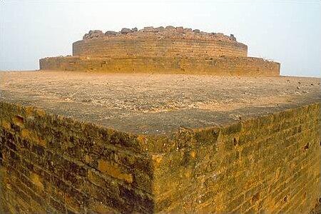 Buddhist Ruins at Totlakonda