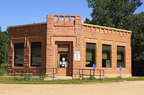 Buffalo Gap mailbbox