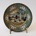 Buffalo Pottery Emerald Deldare Ware Plate.jpg
